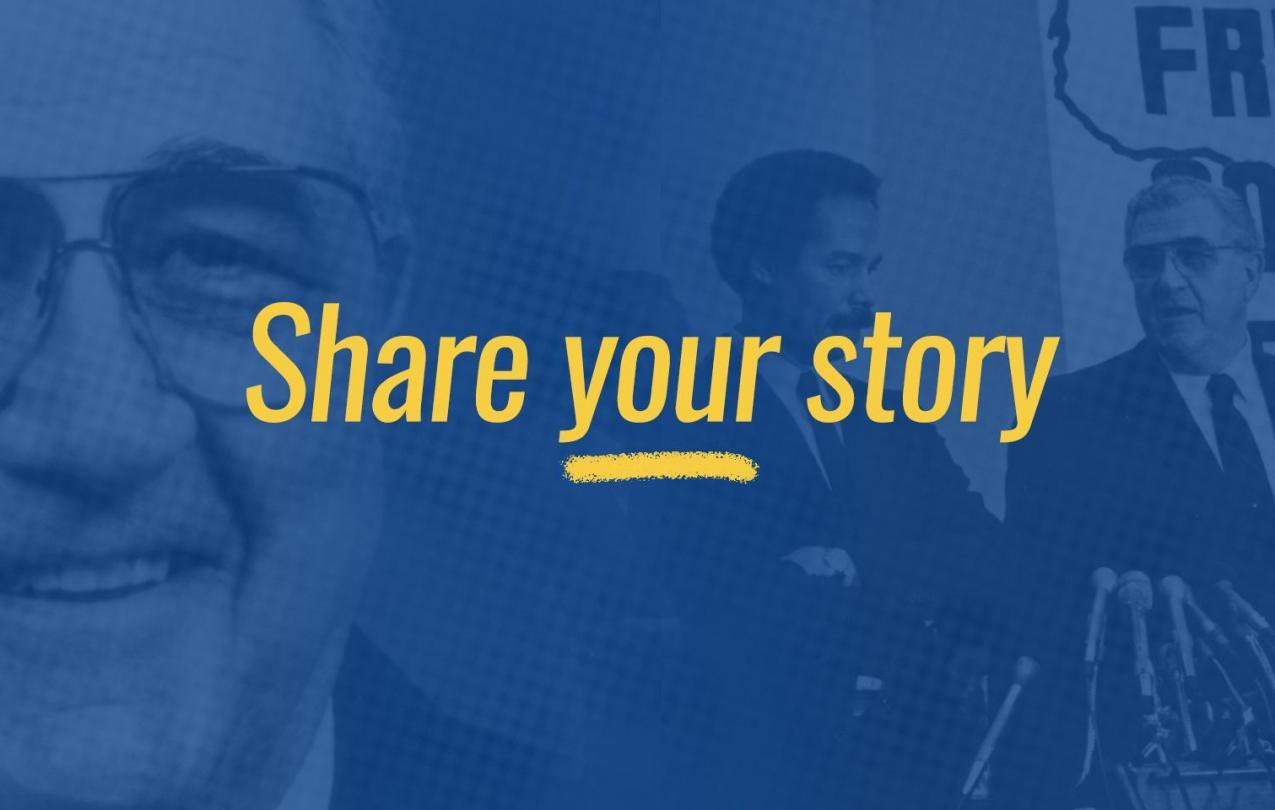 Owen Bieber - Share your story